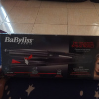 babyliss straigh and curl