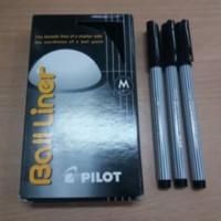 pulpen pilot ball liner 0,8mm - Pilot / Pack