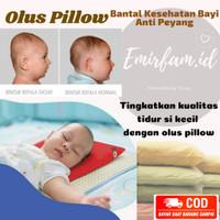 [READY] bantal anti peyang bayi olus pillow bantal terapi peyang ASLI