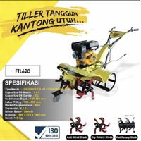 Firman Mesin Bajak Mini FTL 620 Sawah Basah Kering Cultivator FTL620