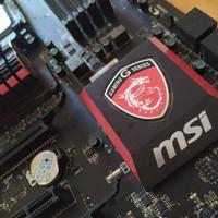 Motherboard MSI 970 Gaming dan procie AMD FX6300