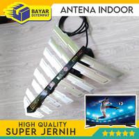 Antena TV Antenna Indoor Dalam Digital LCD LED Plasma Signal Bagus