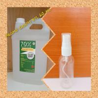ALKOHOL 70% antiseptic 5 liter