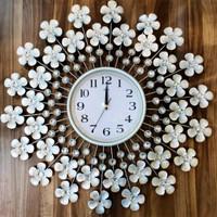 Jam Dinding Art Crystal AYP-1142 Size Diameter 60cm - Made In turki
