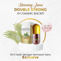 SLIMMING JAMU DOUBLE STRONG CELO