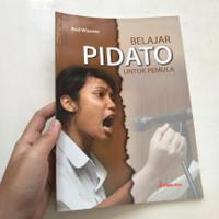 BUKU BELAJAR PIDATO UNTUK PEMULA by ASUL WIYANTO