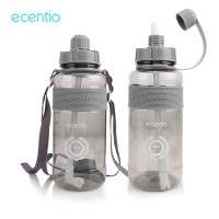 ECENTIOoutdoor sports water cup easy-carry large capacity waterbottle