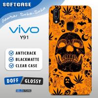 Anticrack Case Vivo Y91 Custom