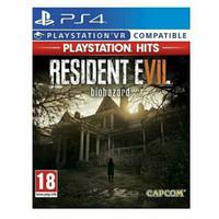 kaset ps4 resident evil 7/ kaset ps4 resident evil tujuh