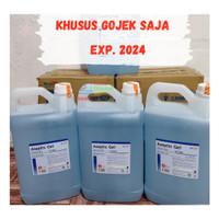 aseptic gel onemed 5 liter refill