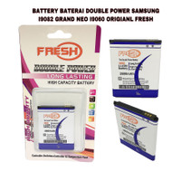 BATTERY BATERAI DOUBLE POWER SAMSUNG I9082 GRAND NEO ORIGINAL FRESH