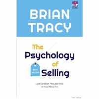 [ORIGINAL] The Psychology of Selling by Brian Tracy