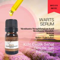 GMS Warts Serum ( menghilangkan kutil,tahi lalat )