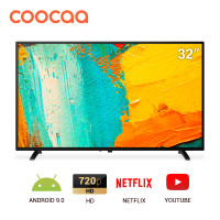 COOCAA Digital TV LED 32 inch - Android 9.0 - Panel HD - Youtube - Net