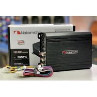 Power MINI Amplifier 4 Channel Nakamichi NKMD60.4 Amplifier Mini 4ch
