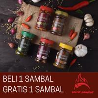 SAMBAL BABY CUMI PEDAS / SAMBAL ENAK - SECRET SAMBAL