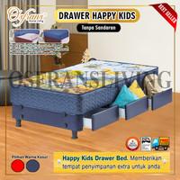 Guhdo Happy Kids Drawer - 100x200 - TANPA SANDARAN