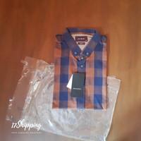 Kemeja Shirt Lengan Panjang MOC Original Resmi Store Keren Cakep
