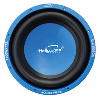 Subwoofer Hollywood Royal 1200W Double Coil 12 inch Super Bass Speaker