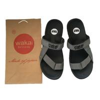 Sandal Pria Jepit Gunung + Sendal Wakai + Bahan Tali Sole TPR Original