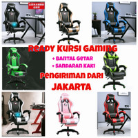 Kursi Gaming Chair Computer Bangku Gaming Game Chaho Murah