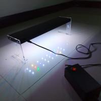 Led HPL DIY Aquascape Aquarium 30-60cm 24 Watt