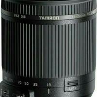 Lensa Tamron 18-200 F3.5-5.6 VC For Canon And Nikon
