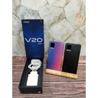VIVO V20 2021 - RAM 8/128 - FULLSET - SECOND GRADE A
