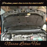 Nissan grand livina Hws 2008-2012 peredam panas kap mesin mobi
