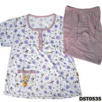 Baju Tidur Wanita Dewasa Bahan Kaos Murah Grosir