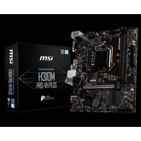 Mainboard MSI H310M-Pro VH Plus - LGA1151 mATX - MSI H310 M Pro VH+