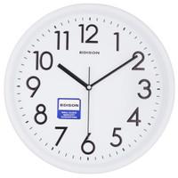Jam Dinding Edison EDW - 315 T5 Timbul Diameter 310mm 310 mm