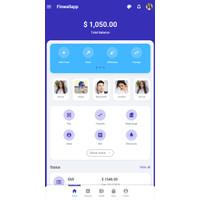 Theme HTML Mobile Tema aplikasi HTML Mobile