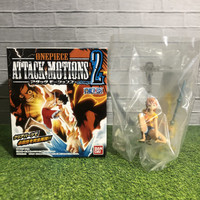 Action figure one piece attack motion nami 2