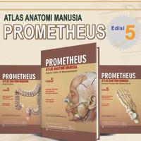 Promotheus Atlas Anatomi Manusia (3 Jilid) new Edition