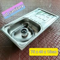 bak cuci piring wastafel bcp rak cuci piring kitchen sink murah sink s