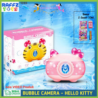 Bubble Camera Mainan Anak Buble Gun Gelembung Sabun Busa Kamera Balon