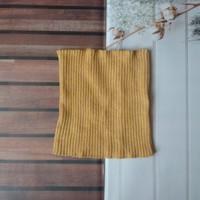 Ciput rajut inner/ ciput hijab/ ciput bandana rajut/ 1 warna