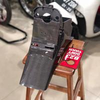 Spakbor belakang ninja rr carbon kevlar asli bahan original new