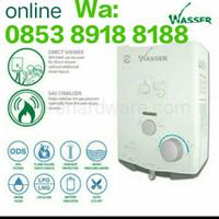 WASSER Water Heater / Pemanas Air Gas Low Pressure WH 506A LPG