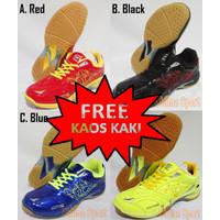 Sepatu Badminton HiQua Future Hi-Qua / hi qua