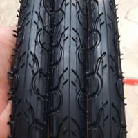 Ban Luar Sepeda Kenda 16 x 1 3/8 (349) Tan Skin Wall not Schwalbe One