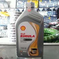Oli Shell Helix Rimula R4 X 15W/40 1L