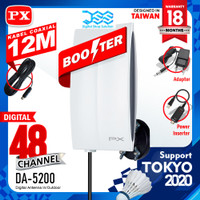 Antena Tv digital PX DA-5200 New product DA-5700