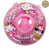 BESTWAY Hello Kitty Ban Renang Duduk Anak 60 Cm - Pink