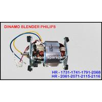 DINAMO MOTOR BLENDER PHILIPS HR-2115-2116-2016-2017 ORI