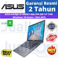 ASUS VivoBook A416JA i3 -1005G1 4GB 256GB SSD 14 FHD W10 OHS