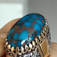BATU PIRUS ROYAL BLUE URAT MERAH EMAS KELAS SUPER bk pulpen Montblanc