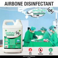 Anolyte DE Humidifier 5 L, air disinfektan diffuser oil aroma therapy