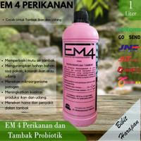 EM 4 Pupuk Organik Cair EM4 Perikanan Tambak MIKROORGANISME 1 Liter